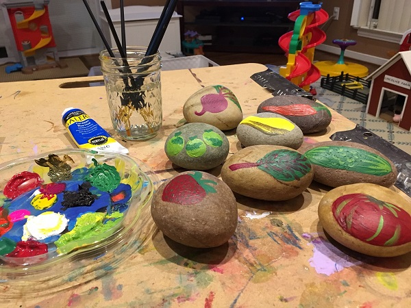 DIY-garden-markers-river-rock-5